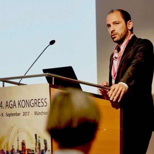 Jahreskongress der AGA